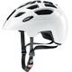 UVEX Finale Junior Helmet large white-black